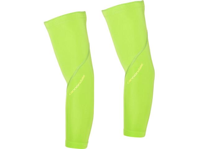 Sugoi MidZero Arm Warmers cannondale green